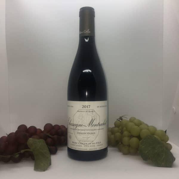 Chassagne-Montrachet-Vieilles-Vignes - Marc Colin