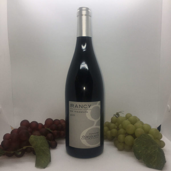 bouteille-irancy-les-mazelots-2017-Domaine-Gueguen